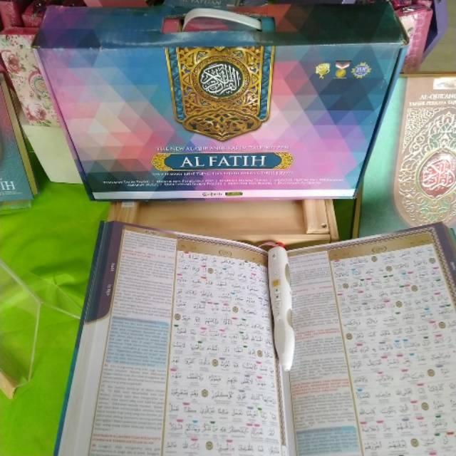 Al-Quran dengan Talking Pen