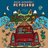 OSCAR AVENDAÑO Y REPOSADO - Perros negros (Álbum)
