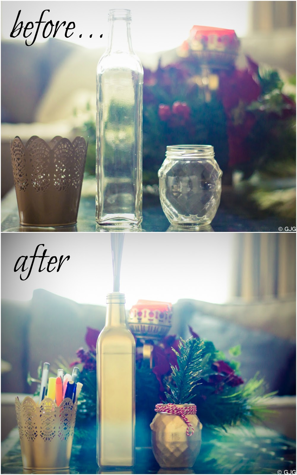 DIY: Home Decor Ideas Using Spray Paint