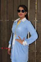 Richa Chadda Latest Pos in Blue Short Dress at the Screening Of Short Film Khoon Aali Chithi  0026.jpg