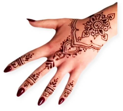 Fresh Mehndi Designs
