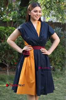 Actress Hansika Motwani Latest Pos at Bogan Movie Press Meet  0043.jpg