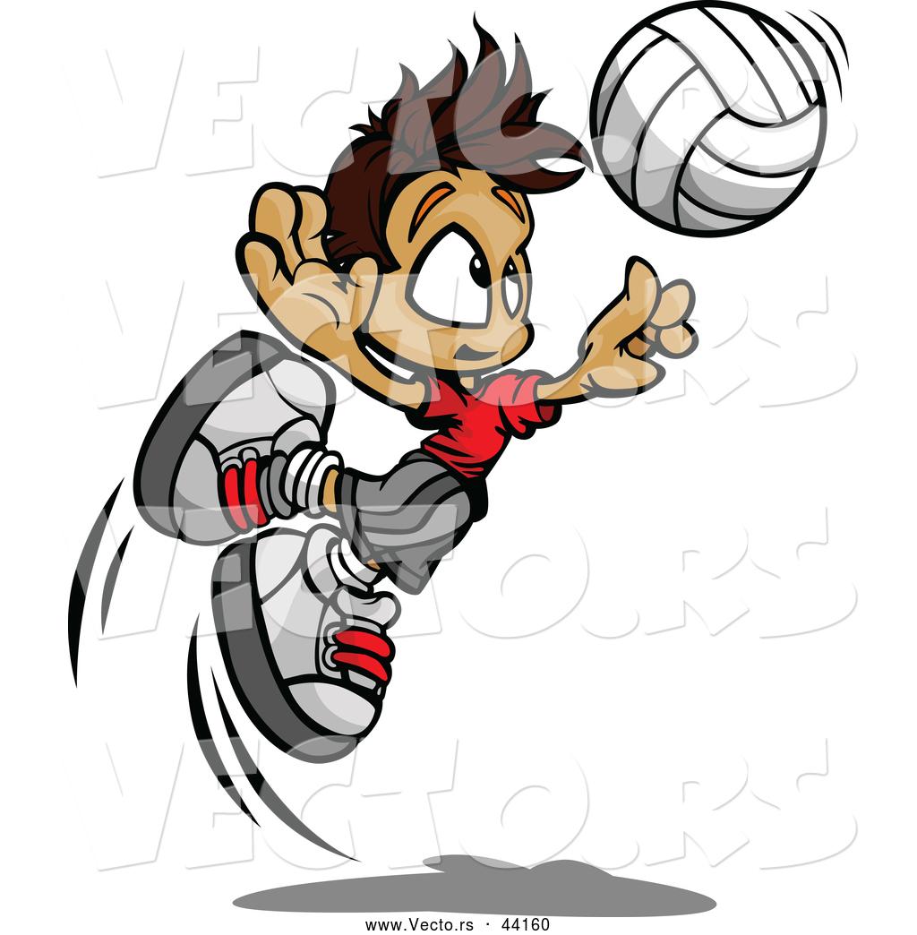 Unduh 96+ Gambar Animasi Volleyball Paling Bagus Gratis