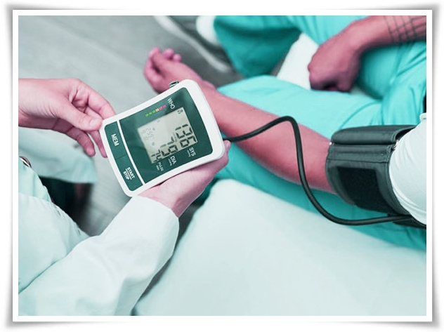 High BP medicine safe for corona patients