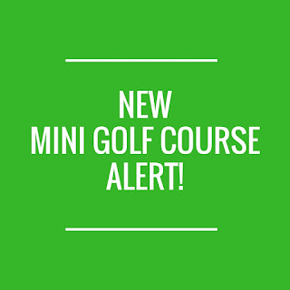 A new minigolf course will be opening at Rochdale Riverside