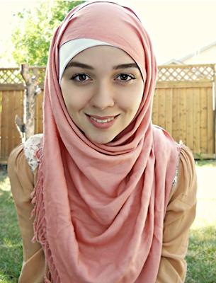 Hijab terbaru simple