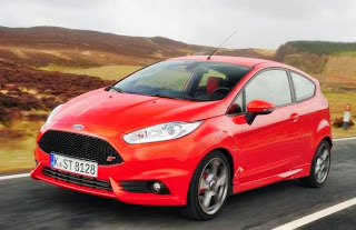 Ford Fiesta ST 2014 UK Release Date
