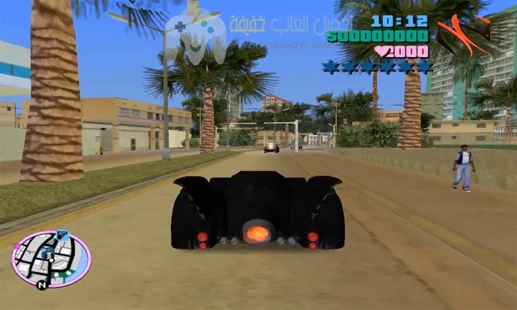 تحميل لعبة GTA Vice City Batman برابط مباشر