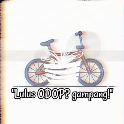 Lulus ODOP? Gampang!