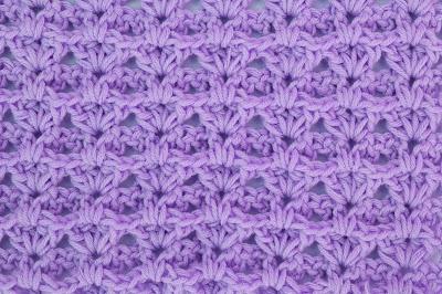 5 - Crochet Imagenes Puntada a crochet en abanicos muy facil y sencilla por Majovel Crochet