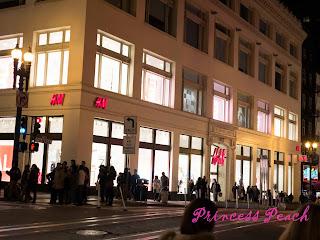 HM-shopping