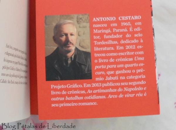 sobre-o-autor, Antonio-Cestaro, arco-de-virar-reu, livro, resenha, foto