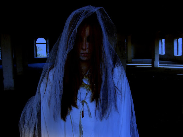 halloween horror bride