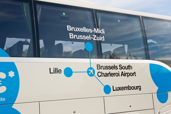 Resultado de imagen de aeropuerto bruselas charleroi