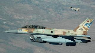 Israeli war jets
