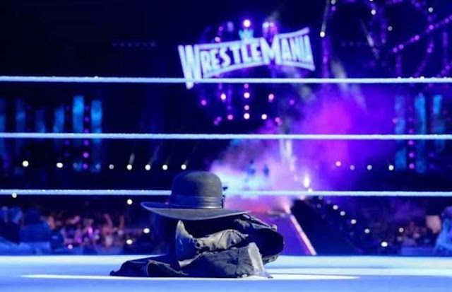 WWE legend The Undertaker announces retirement after three decades