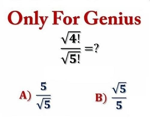 Facebook Image Puzzle for geniuses