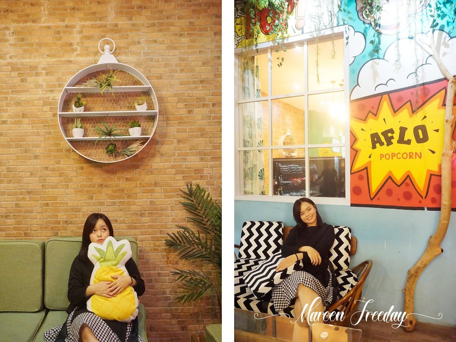 Seca Semi Cafe Bandung