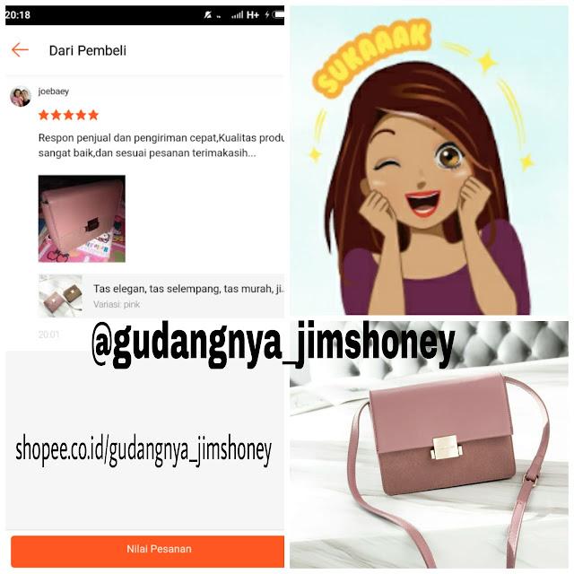 Testimoni Dompet Jimshoney Emily Bag