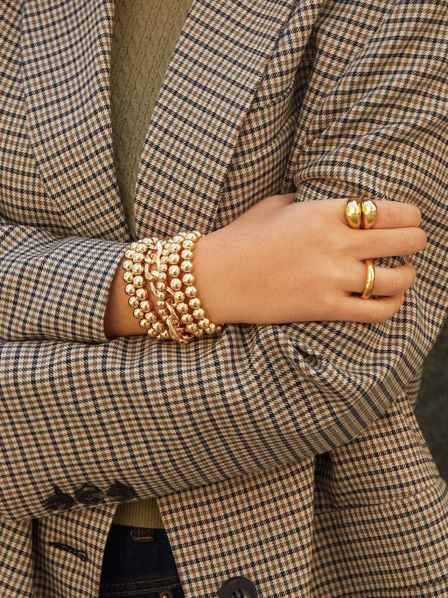 maro ring, set of 2