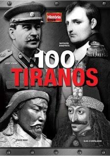 livro História Viva - 100 Tiranos