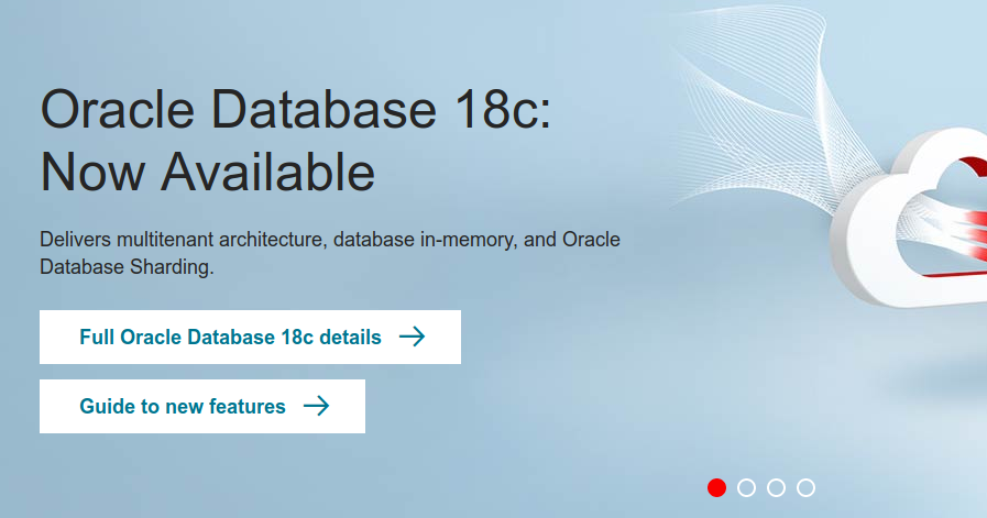 Oracle 18c Features