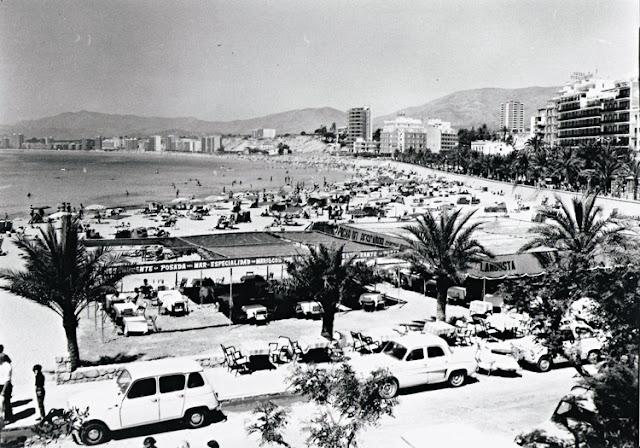 Fotografías antiguas de Benidorm antes del boom turístico