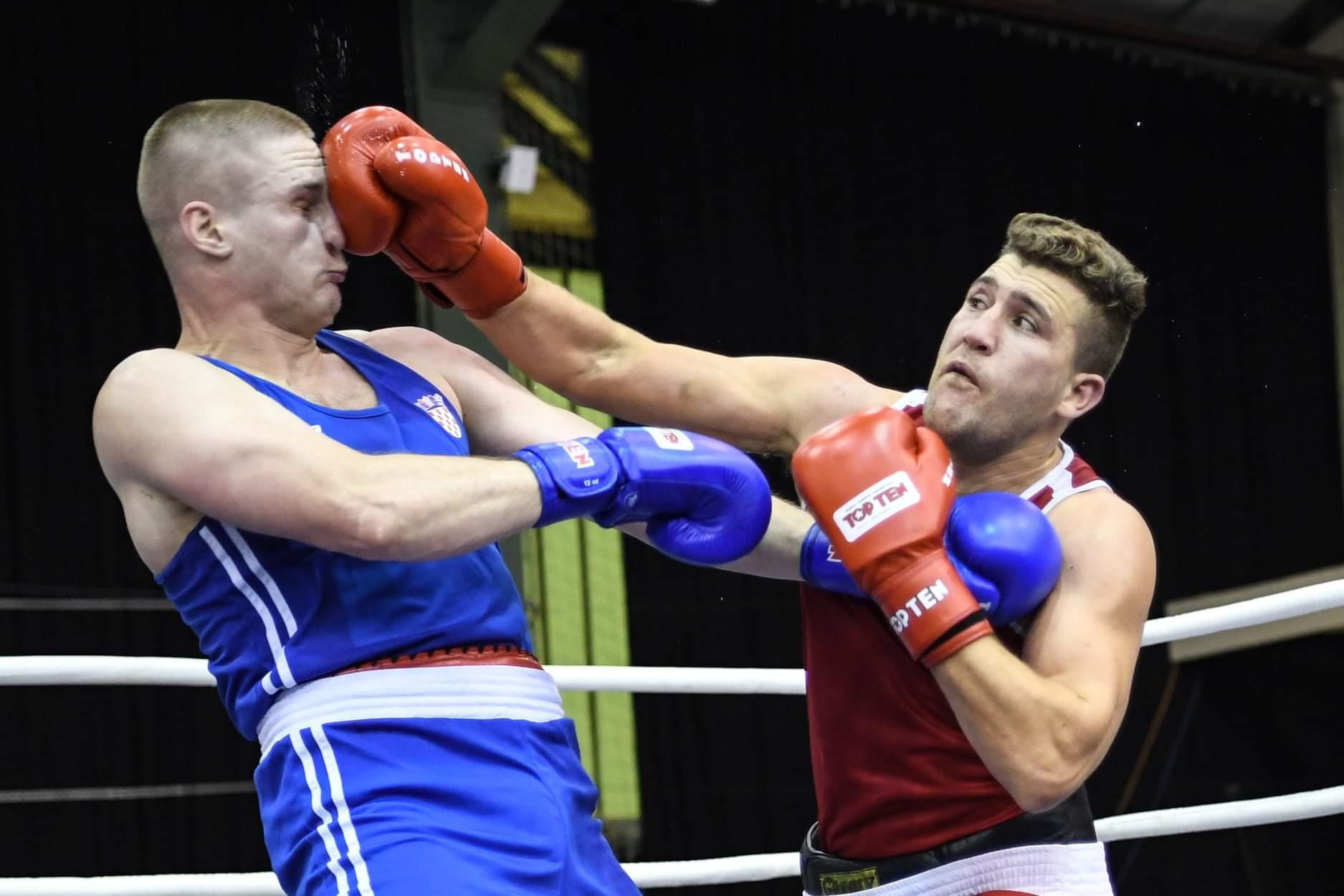 الدورة الدولية ''بوكسكاي إستفان ميموريال'': نتائج الملاكمين الجزائريين في اليوم الرابع