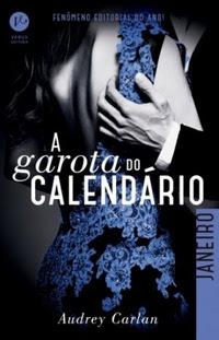 [Resenha] A Garota do Calendário #Janeiro - Audrey Carlan
