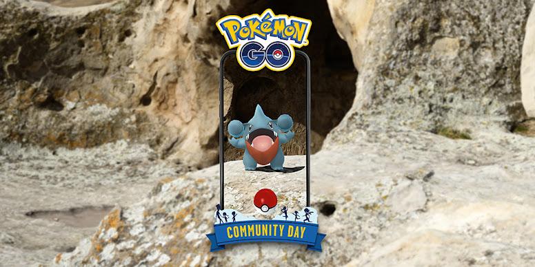 Dia Comunitário Pokémon GO Gible