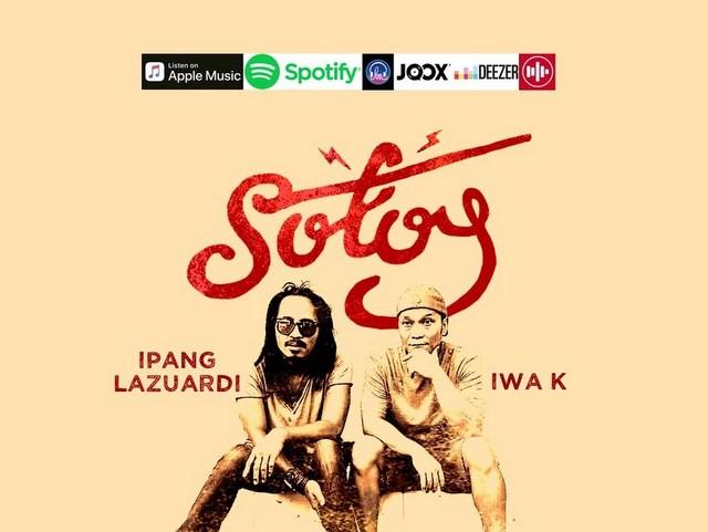 Lirik Sotoy Ipang & Iwa K