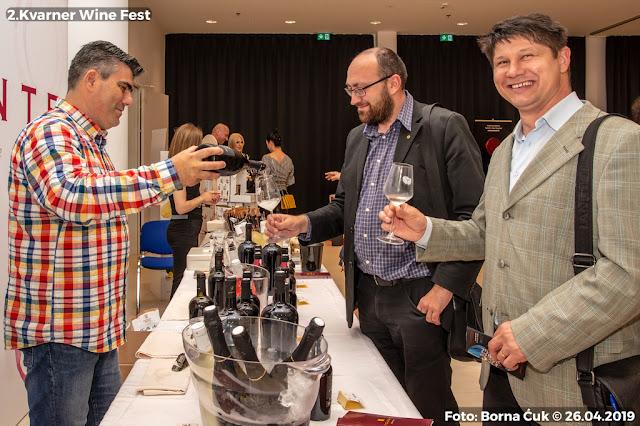 Kvarner Wine Fest Opatija 2019 @ festival vina i delicija
