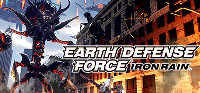 EARTH DEFENSE FORCE IRON RAIN-CODEX