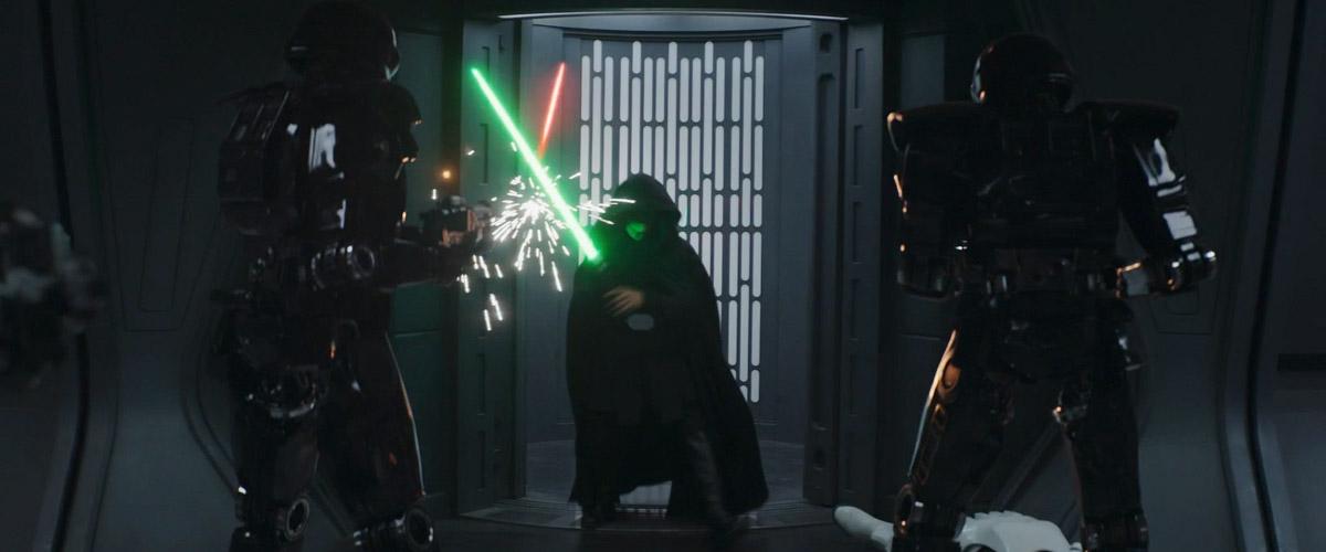 Film Geek Guy - Luke Skywalker - The Mandalorian Season 2 Video Game