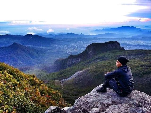 Gunung Gede Pangarango