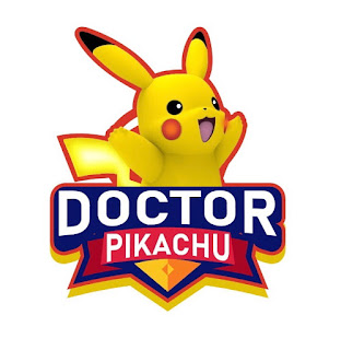 Doctor Pikachu Logo