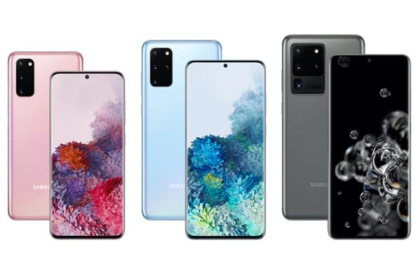 أخيرا.. الكشف عن هواتف سامسونغ الجديدة  Galaxy S20 و +Galaxy S20 و Galaxy S20 Ultra