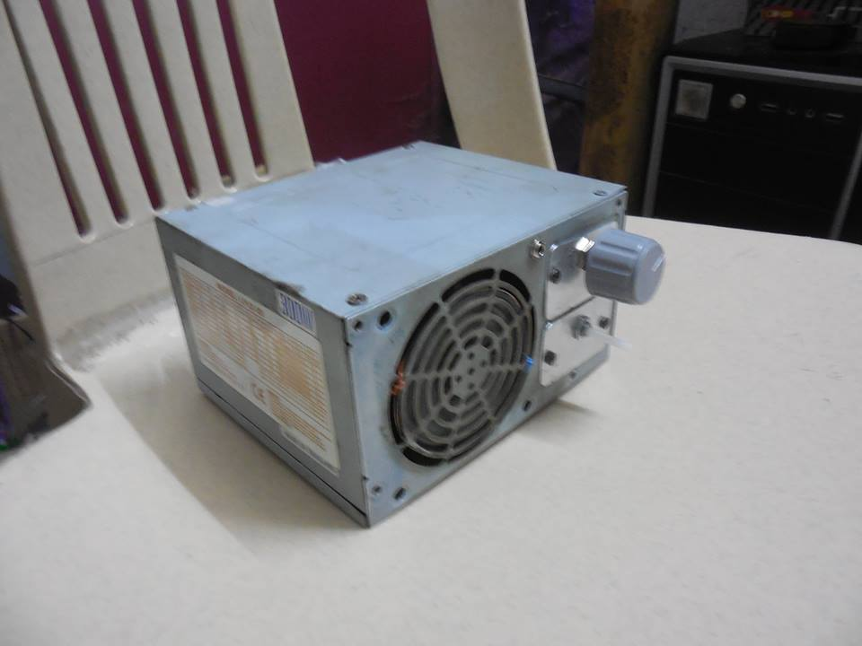 Re-purposed Computer Power Supply Box Provides a Home for a BITX ...