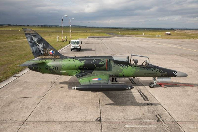 Czech L-159 special 20 years