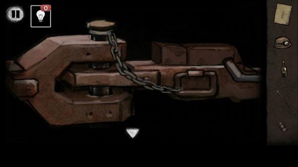 произвести закрепление тележки к дрезине в игре выход из заброшенной шахты