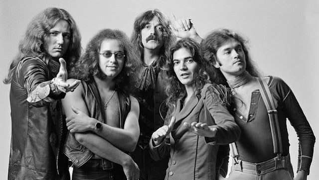 Un Clásico: Deep Purple - Smoke On The Water