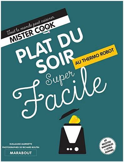 Selection De Livres De Cuisine Et Patisserie Avec Un Robot