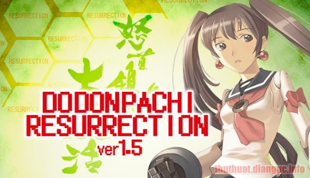 Download Game DoDonPachi Resurrection Full Crack