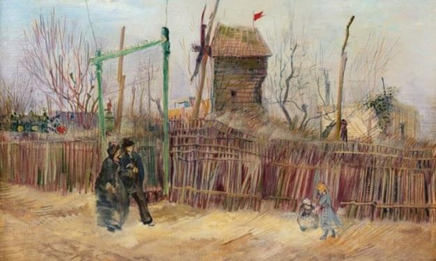 Van Gogh un raro dipinto all'asta