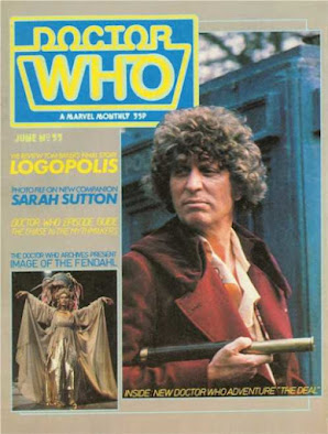 Doctor Who Magazine #53, Tom Baker