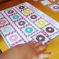 Donut Patterning