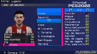 FOOTBALL PES 2022 PPSSPP ANDROID EUROPEUS ESTILO PS5