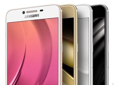 Harga Samsung Galaxy C5 Pro