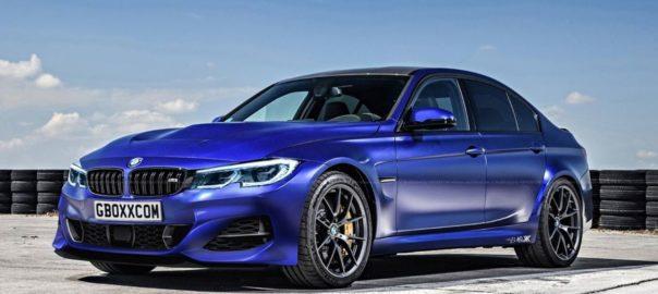 BMW M3 model 2021