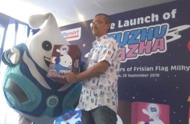 frisian flag, alfamart, animasi baru, zuzhu zazha, karakter edukatif, animasi digital, animasi baru frisian flag, frisian flag indonesia